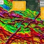 Burton Claim Regional Map Residual Magnetics